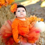 Малышка-осень