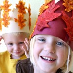 Осенняя шапка