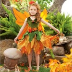 Осенний карнавальный костюм