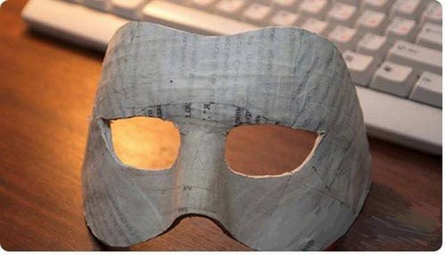 Как сделать маску пленку для лица