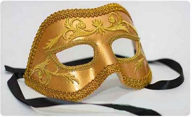 pape-6 Мастер класс маска папьемаше