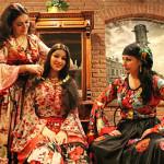 Цыганские костюмы