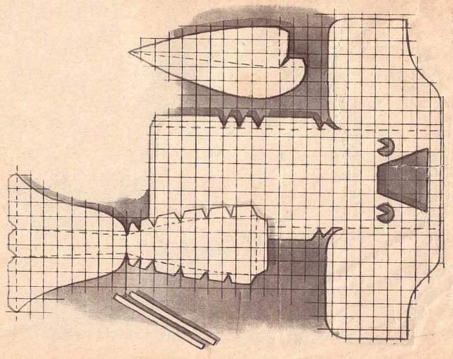 Новогодняя игрушка своими руками из бумаги инструкция