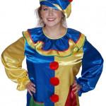 Девушка-клоун