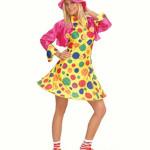 Простой костюм клоуна