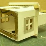 Делаем зимние домики-9