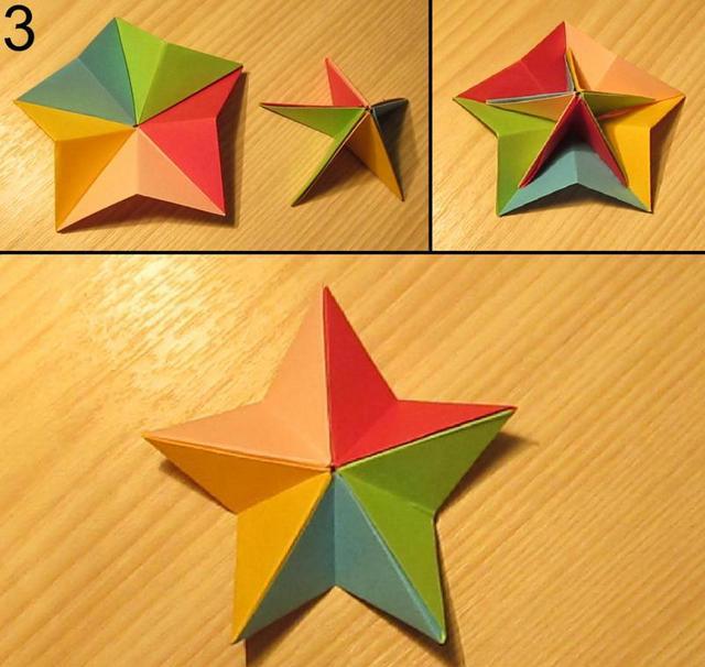 Разноцветная двойная-3