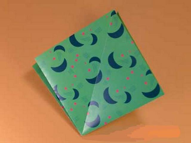 Елка оригами-2