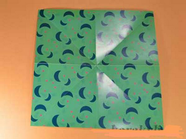 elka Елка модульный оригами - Оригамир