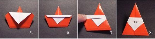 Как сделать гномика из бумаги