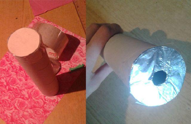 Делаем калейдоскоп своими руками