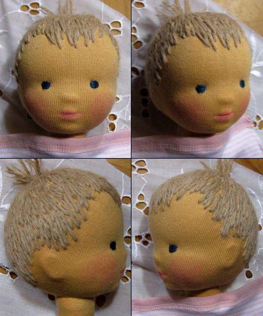 Инструкция как сделать куклу фото 533