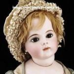 Как сделать утяжку лица текстильной кукле