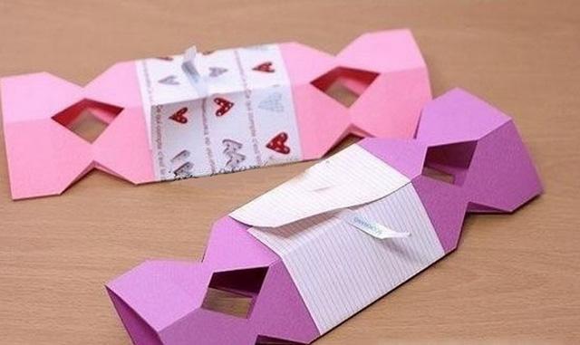 Букеты из конфет своими руками с пошаговыми фото 44