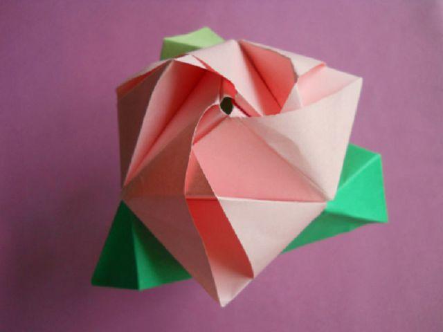 Роза трансформер схема