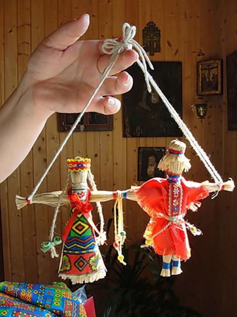 Русские народные куклы сделать своими руками