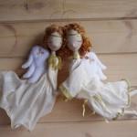 Неразлучники ангелы по Войнатовской-3