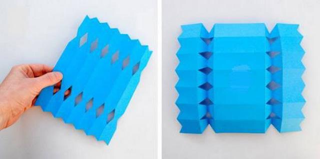 Как сделать конфету своими руками из бумаги