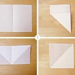 гирлянды из бумажного снега
