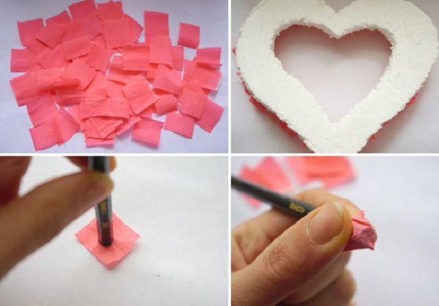 idei-podelok-gofri-10 Цветы из гофрированной бумаги своими руками