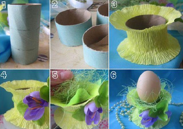 idei-podelok-gofri-14 Цветы из гофрированной бумаги своими руками
