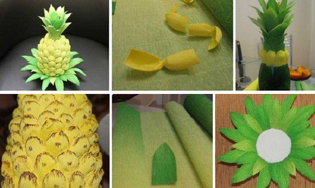 idei-podelok-gofri-15 Цветы из гофрированной бумаги своими руками