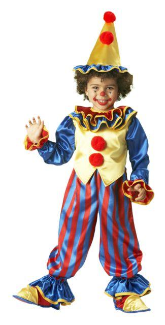 Как сшить своими руками костюм клоуна