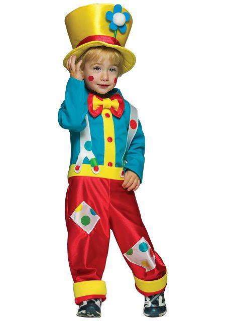 Костюм клоуна сделать своими руками