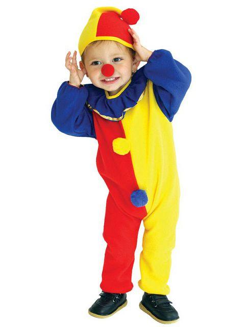 Выкройка клоуна своими руками