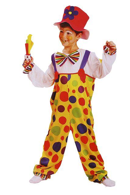 Костюм клоуна своими руками фото для мальчиков
