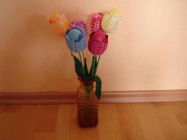 Пасхальные тюльпаны