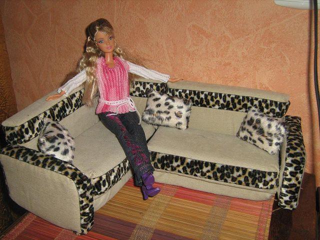 Румбокс для кукол