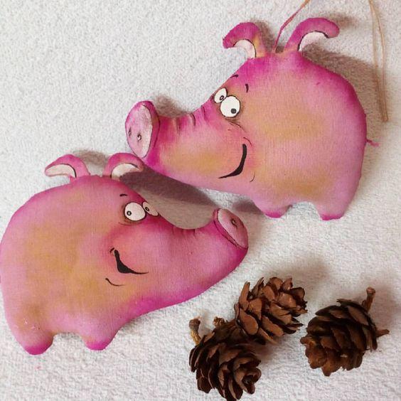 кофейная свинья