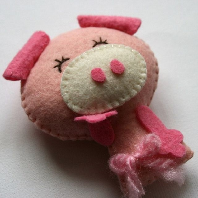 Как сшить свинку своими руками фото 756