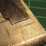 Алюминиевая миниатюрная ложка