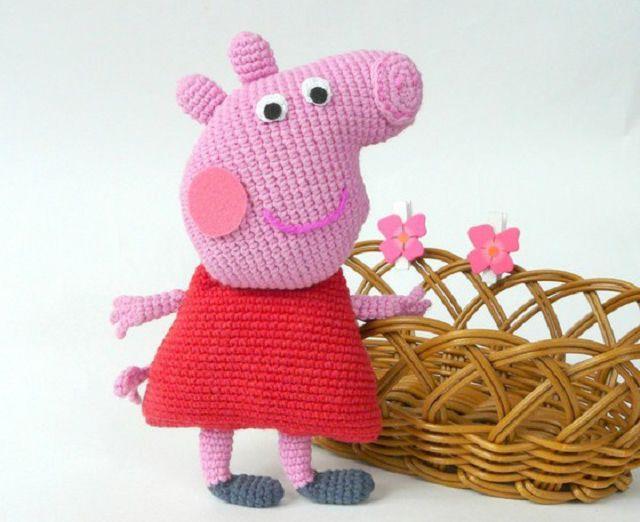 поросята и свинка пеппа спицами советы для начинающих рукодельниц