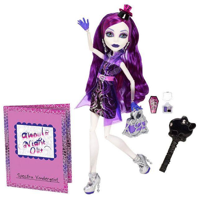 Кукла в школу