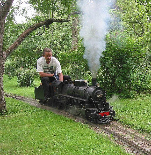 Макет железной дороги