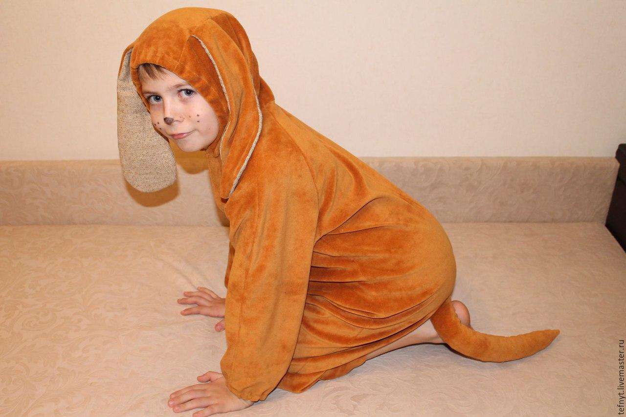 Варианты костюма собаки