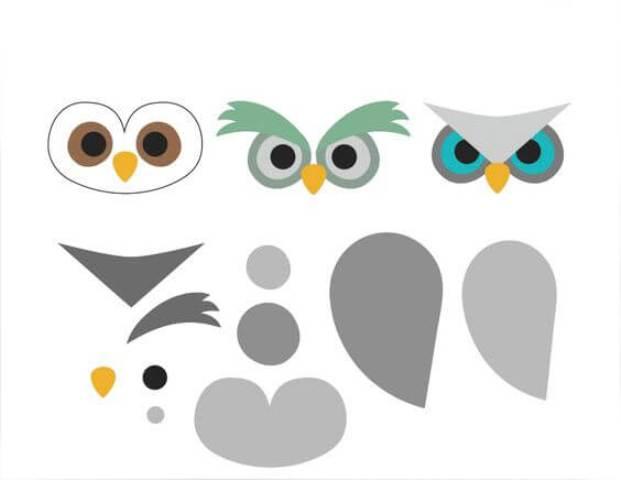 чертежи совы