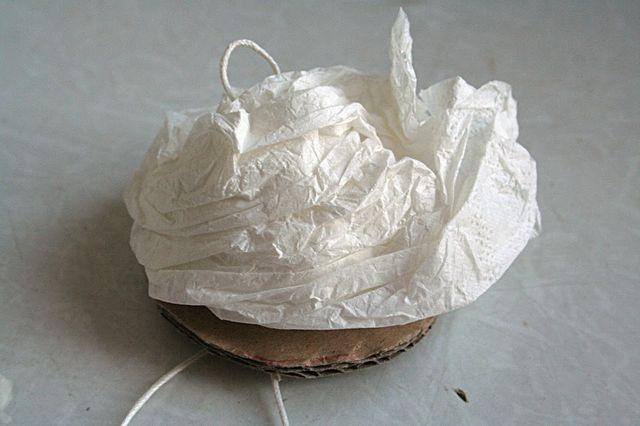 Формирование шляпы гриба