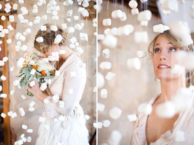 Украшения для невесты оригинальные задумки