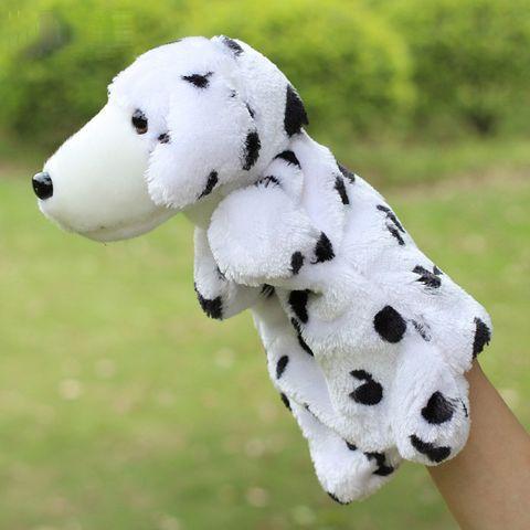 Собака-марионетка своими руками