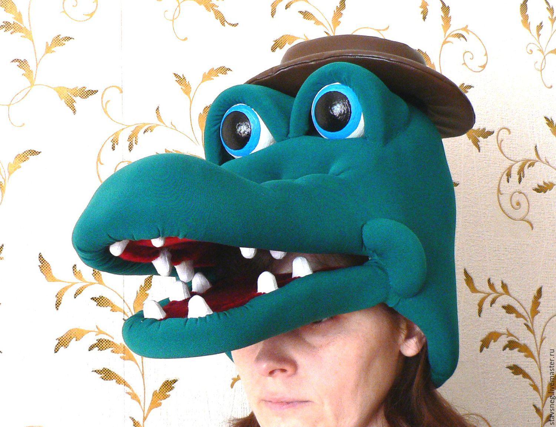 Как сделать крокодила своими руками 122