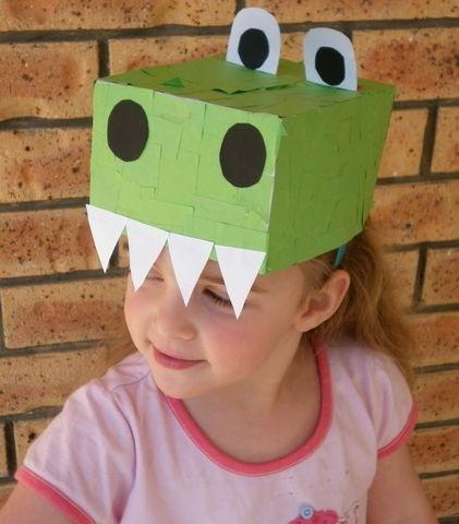 Костюм крокодила своими руками фото 613