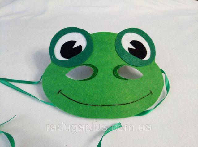 Своими руками маску лягушки на голову фото 213