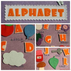 книжка -английская азбука