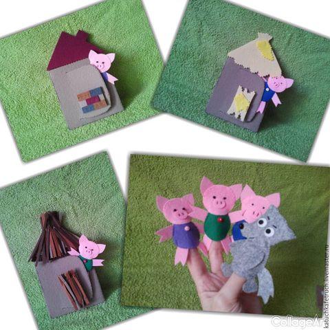 Кукольного театра своими руками для детского сада