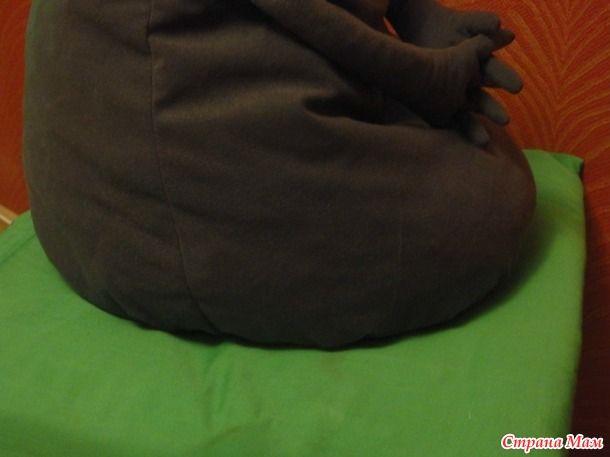 Шьем сами мягкую игрушку Ждун