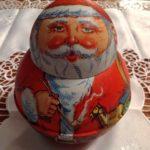 Круглый американский Дед Мороз